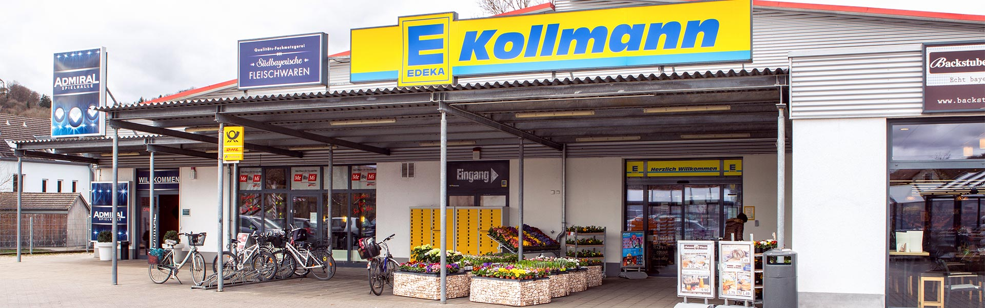 EDEKA Kollmann in Beilngries